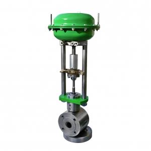 2-х ходовые регулирующие клапаны с электро- и пневмоприводами из нержавеющей стали АСТА Р21