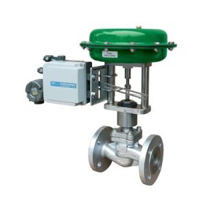 2-х ходовые регулирующие клапаны с электро- и пневмоприводами из нержавеющей стали АСТА Р11
