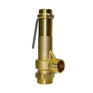 Предохранительные клапаны из латуни АСТА П04