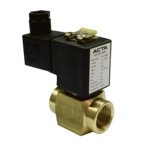 Клапаны соленоидные общепромышленные АСТА серии ЭСК 120-121 прямого действия