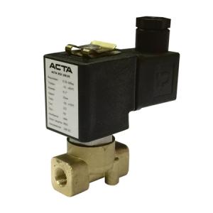 Клапаны соленоидные общепромышленные АСТА серии ЭСК 100-101 прямого действия