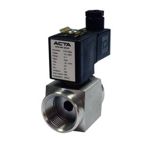 Соленоидные клапаны из нержавеющей стали АСТА ЭСК 600