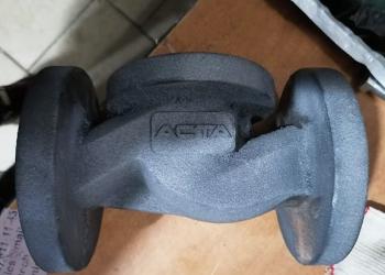 Российские отливки корпусов для регулирующих клапанов АСТА Р11