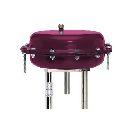 Пневматические приводы линейные для 2-х и 3-х ходовых клапанов ADCA PA