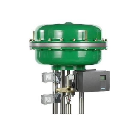 Пневматические приводы линейные для 2-х и 3-х ходовых клапанов АСТА ППМ