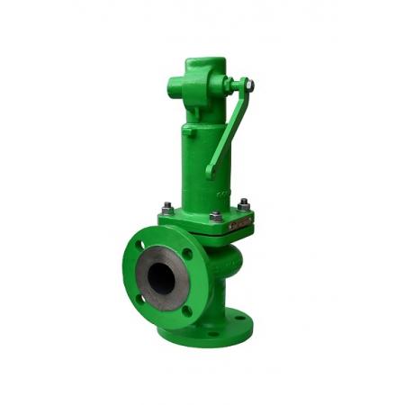 Предохранительные клапаны из чугуна и стали для пара АСТА П02