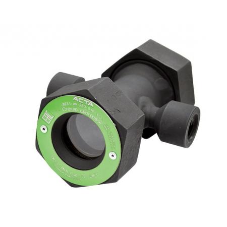 Стекло смотровое из углеродистой стали АСТА И331