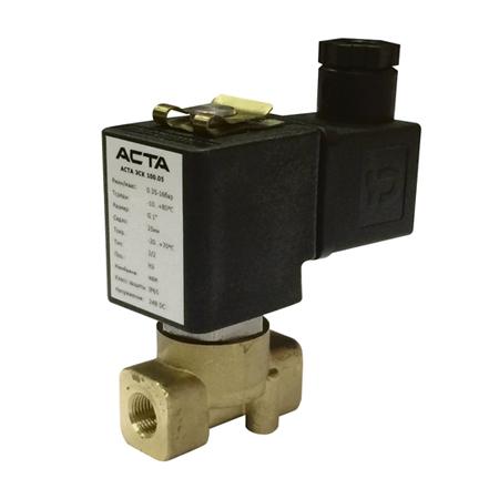 Клапаны соленоидные топливные высокого давления АСТА серии ЭСК 403 прямого действия